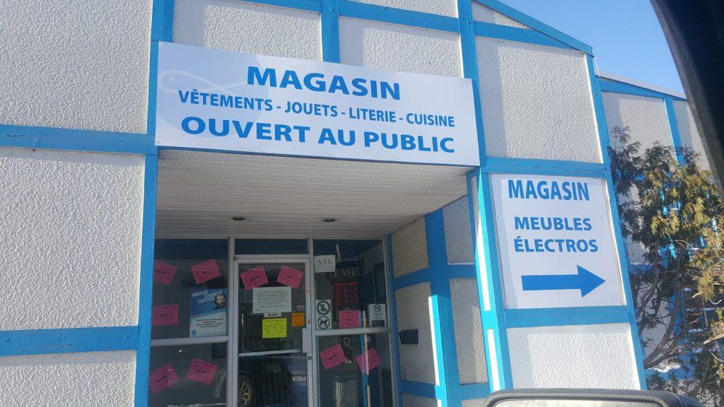 SOCIÉTÉ ST-VINCENT-DE-PAUL , MAISON OZANAM